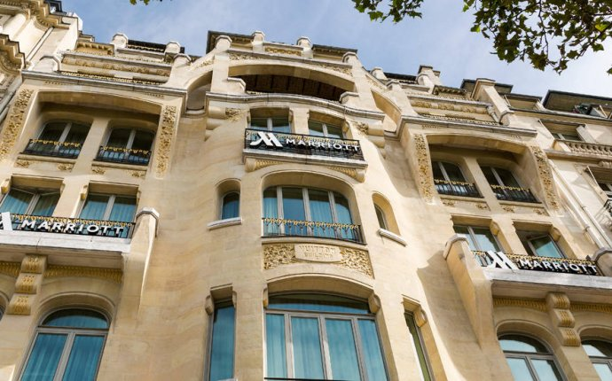 5-Star Paris, France Hotel | Paris Marriott Champs Elysees Hotel