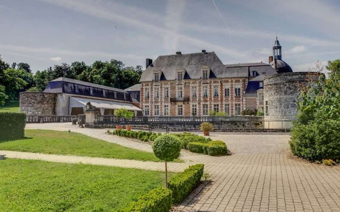 A selection of luxury B&Bs and hotels in Champagne France
