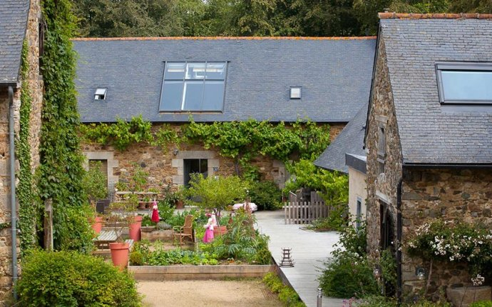 Bed and Breakfast in Brittany, France | La maison des Lamour