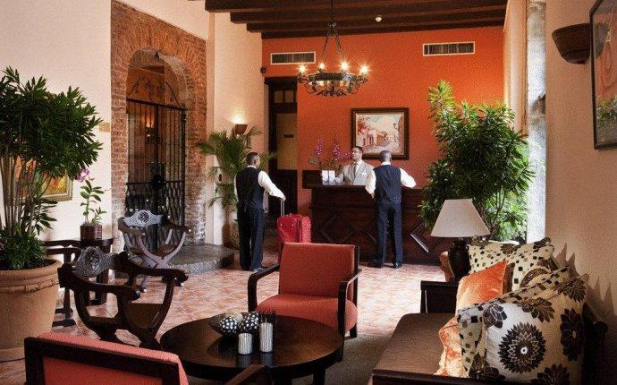 Hotel Frances Santo Domingo, Dominican Republic - Booking.com