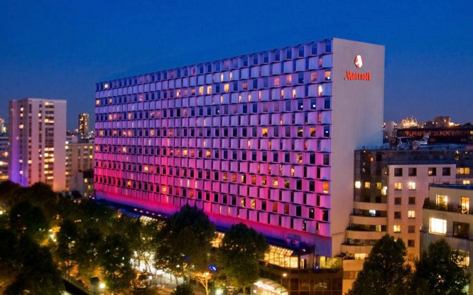 Hotel in Montparnasse Area of Paris | Paris Marriott Rive Gauche Hotel