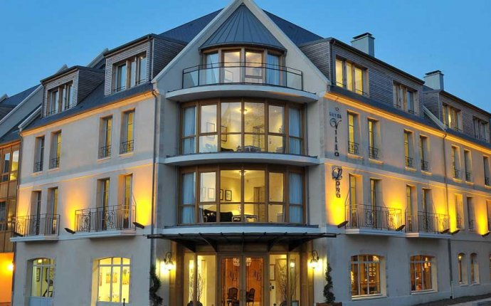 Hotel Villa Lara | Normandy Hotels | France | Small & Elegant