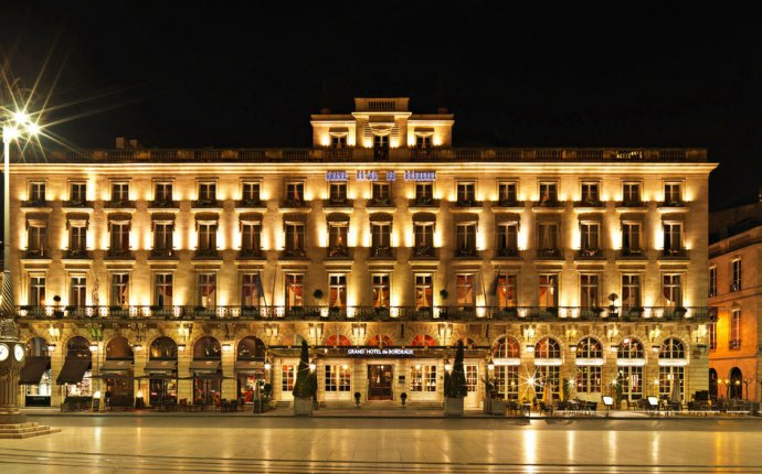 Intercontinental Bordeaux Le Grand Hotel (Bordeaux, France