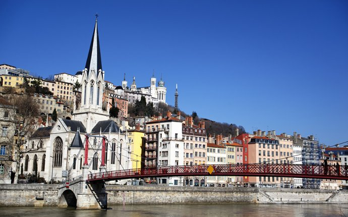 Luxury retreats & gourmet restaurants in Lyon / Rhone Valley