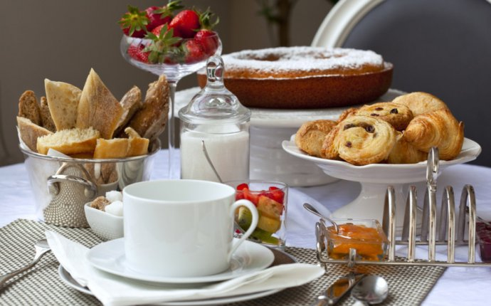 OTBP - French Breakfast Explained - Best France Tours | France Off