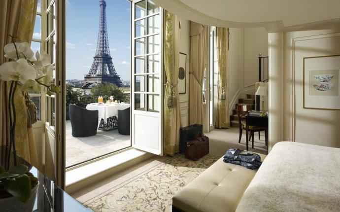 Shangri-La Hotel, Paris, France - Booking.com