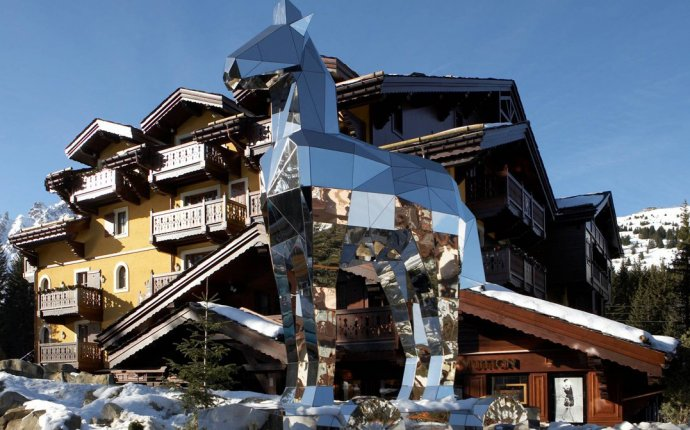 The Best Luxury Hotels in Courchevel, France | Hurlingham Travel