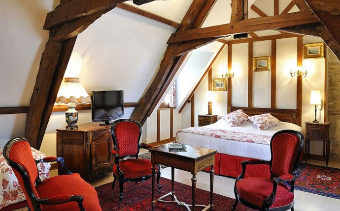 Hotels in Normandy france