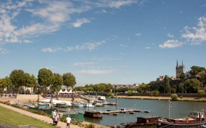 Hotels in Angers, france
