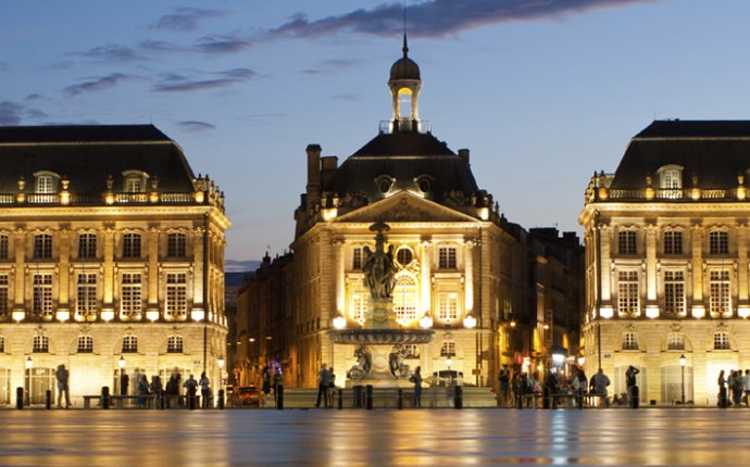 Hotels in Bordeaux france