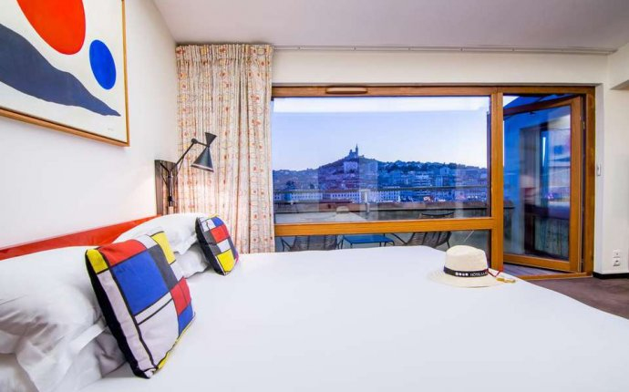 Bed and breakfast in Marseille france